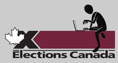 Online voter registration Canadian Federal Election