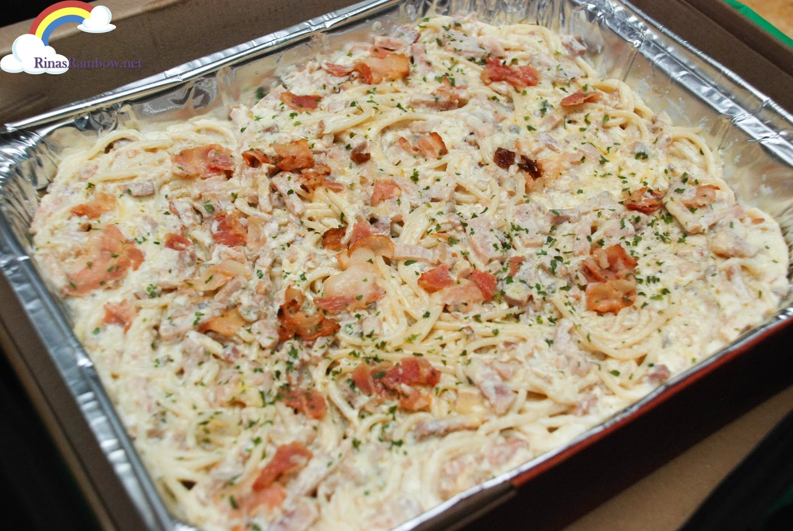 carbonara party size