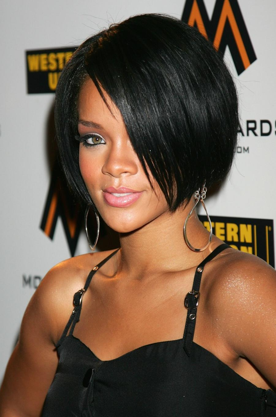 a new life hartz: Rihanna s man down Hairstyles