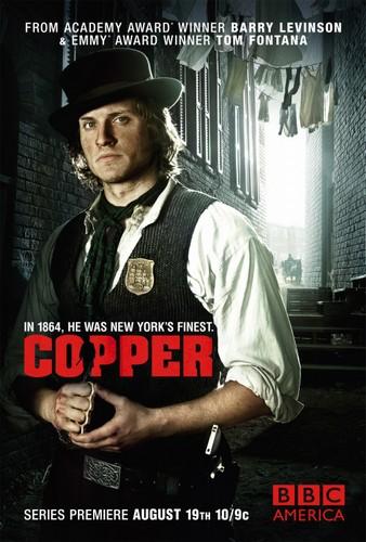 Copper (2012) {SEZON 1} HDTV.XviD & HDTV.x264 & 720p.HDTV.x264 Napisy PL