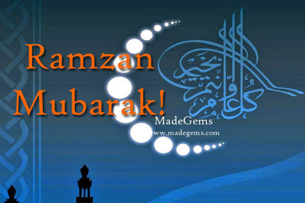 Ramzan Mubarak Chand Raat Greetings