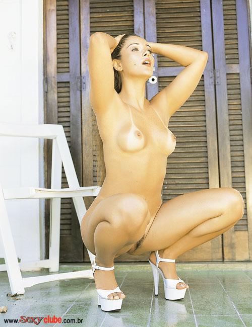Nana Gouveia Nua Pelada Sem Calcinha