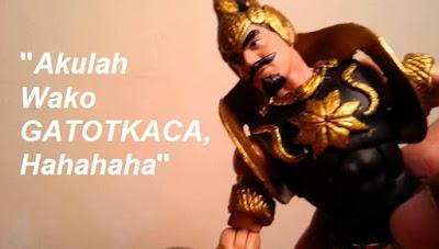 Walikota Gatotkaca