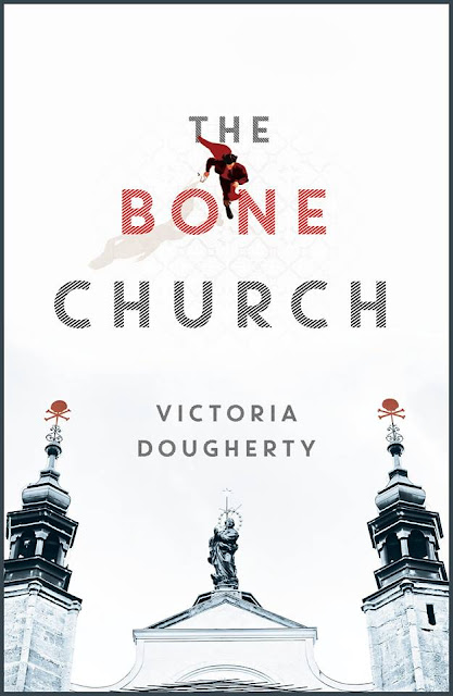 http://www.amazon.com/Bone-Church-Novel-Victoria-Dougherty/dp/061598052X/ref=sr_1_1?ie=UTF8&qid=1454063743&sr=8-1&keywords=the+bone+church
