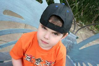 Aidan, 3.5 years
