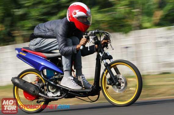 Yamaha Mio Sporty, Kencang Bermodal Piston GL-Max Oversize 200 title=