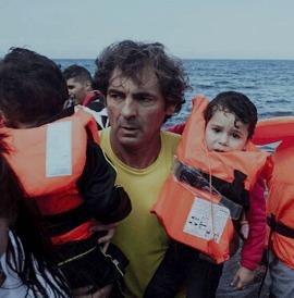 Están salvando vidas de refugiados en la isla de Lesbos, no permitas que tengan que dejarlo.