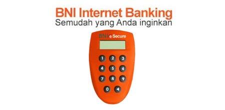 Cara Buka Lock PIN BNI e-Secure