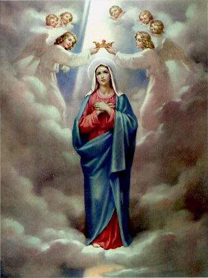 Resultado de imagem para Coroação de Nossa Senhora