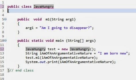 Core Java Coding / Programming Questions and Answers : Technical ...
