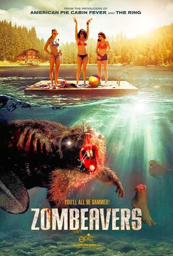 Zombeavers (BRRip 720p Inglés Subtitulada) (2014)