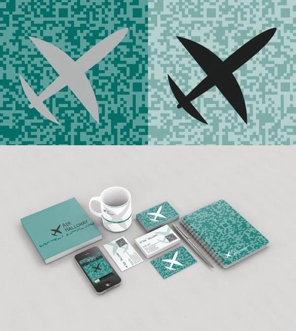 Showcase of Beautiful Airline Logo Designs
