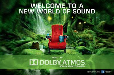 """Inilah List Film Dengan System Audio Tercanggih """"Dolby Atmos"""""""