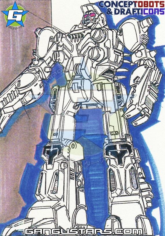 Transformers Headmaster Scorponok prototypes robots トランスフォーマー タカラ hasbro