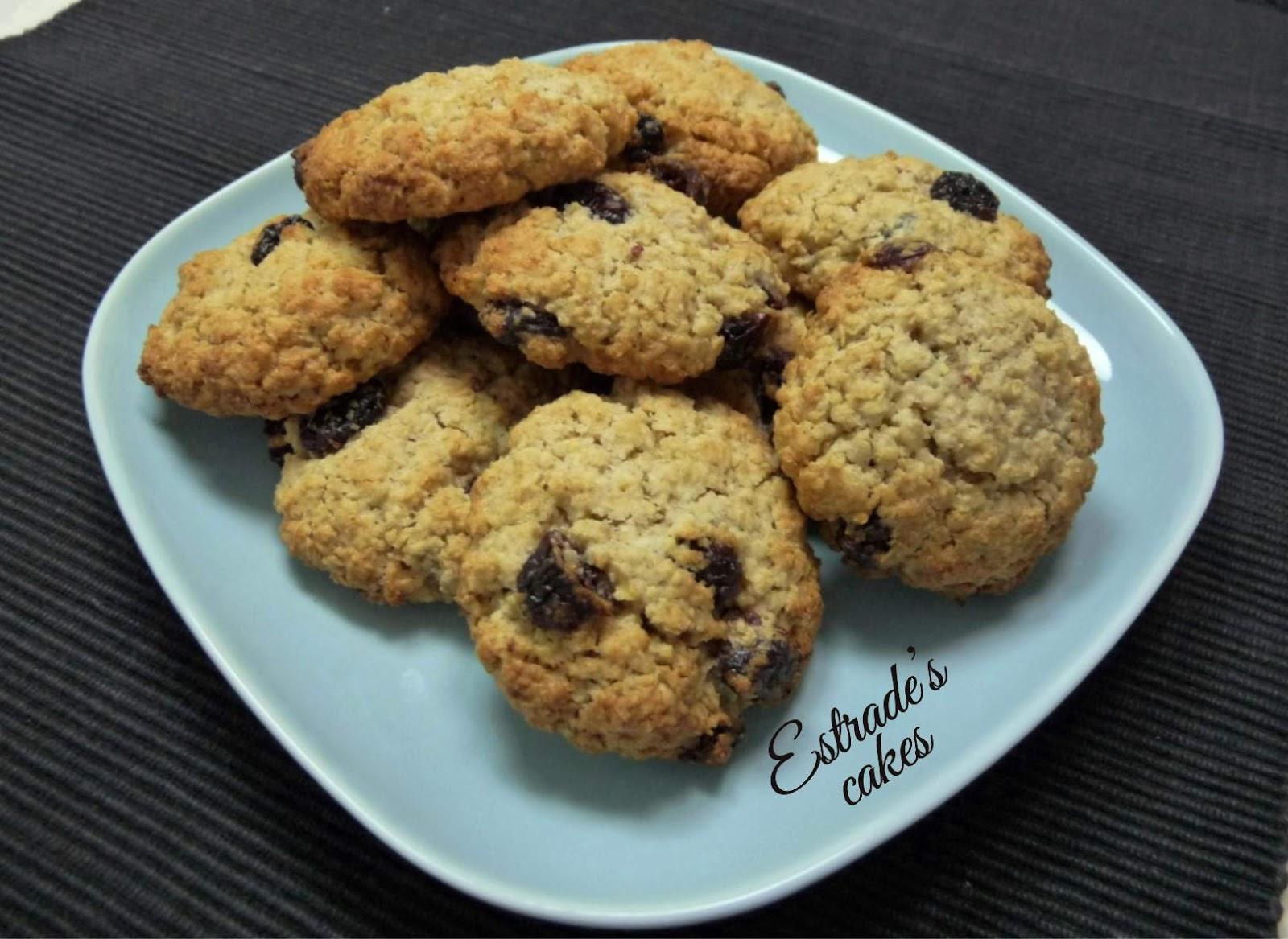 receta de galletas de avena - 2