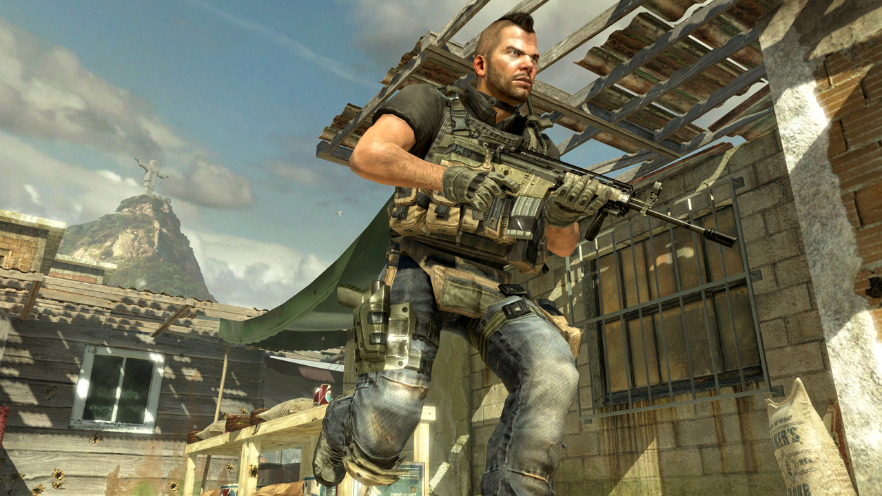 Call Of Duty 4 Modern Warfare Shout X Gamesite