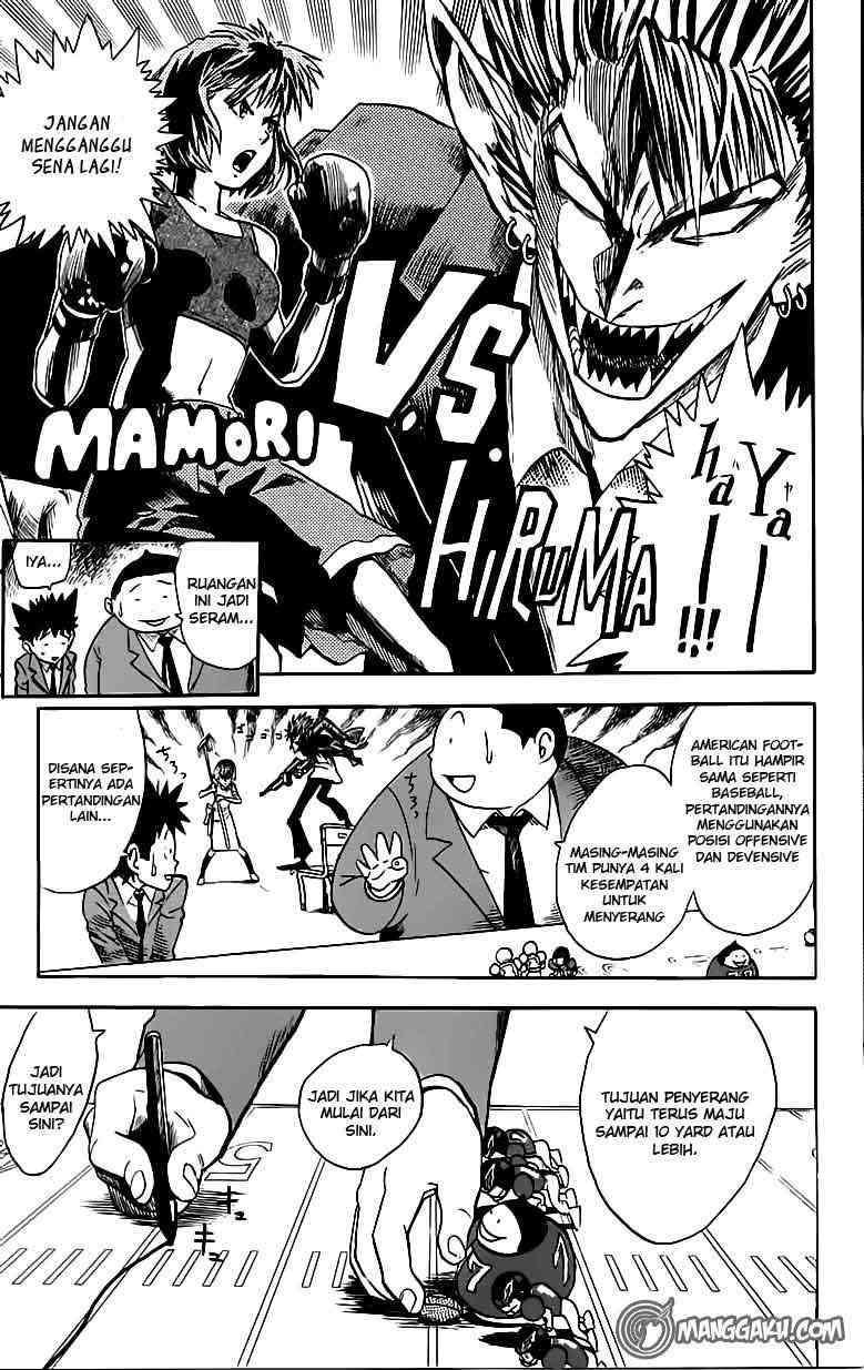 Komik eyeshield 21 009 - orang terkuat 10 Indonesia eyeshield 21 009 - orang terkuat Terbaru 11|Baca Manga Komik Indonesia|