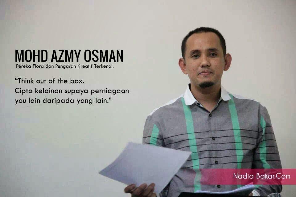 Mohd Azmy Osman - nadiabakar.com