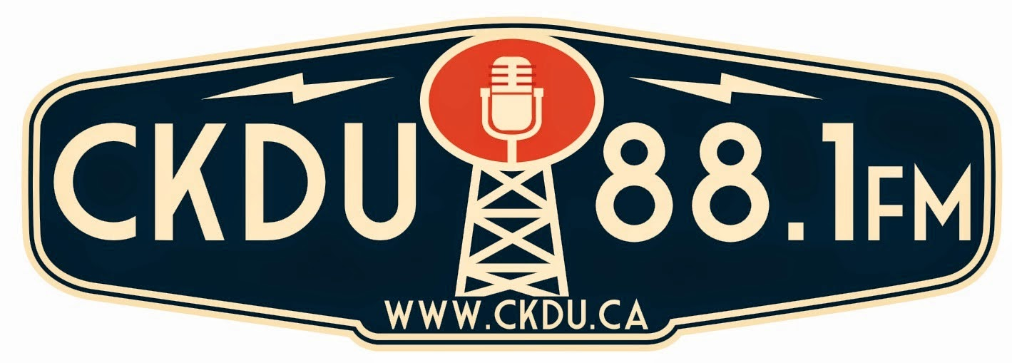 CKDU 88.1 FM, Halifax, Nova Scotia Canada