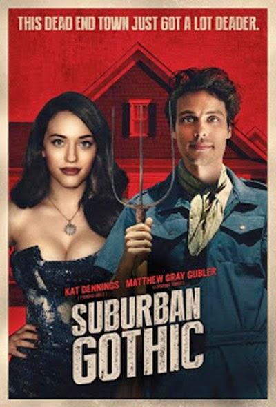 Filme Suburban Gothic