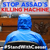 https://www.facebook.com/StandwithCaesar