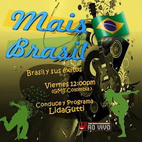 Mais Brasil - Viernes 12:00pm