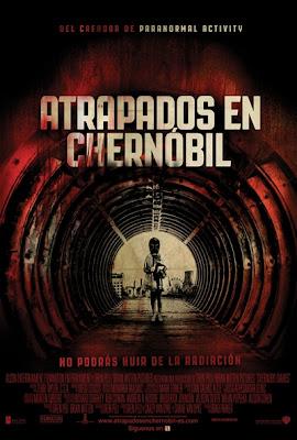 Atrapados en Chernóbil (2012) Español Latino DvdRip