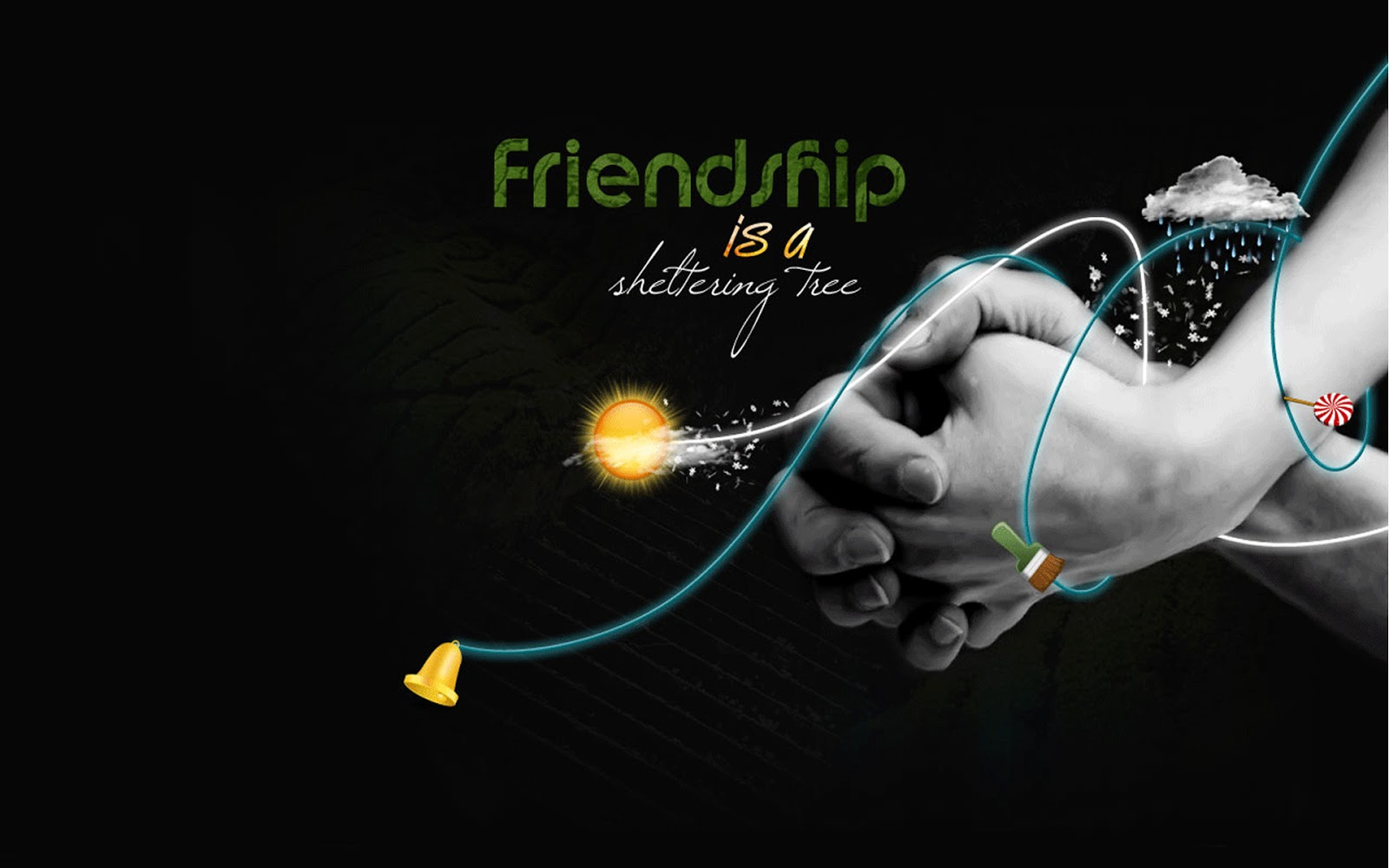 Khushi For Life Attractive Friendship Day Cards Lovely Wishes Images