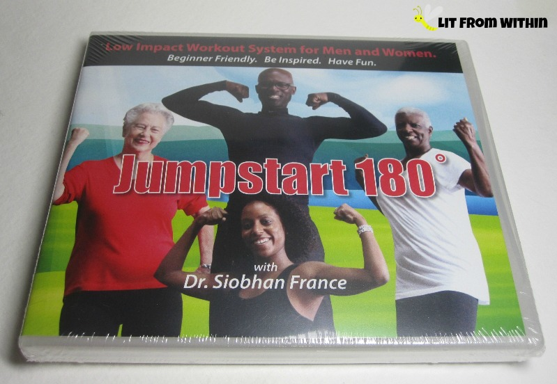 Jumpstart 180 Exercise for Seniors participants