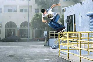 5 Pemain Skateboarder