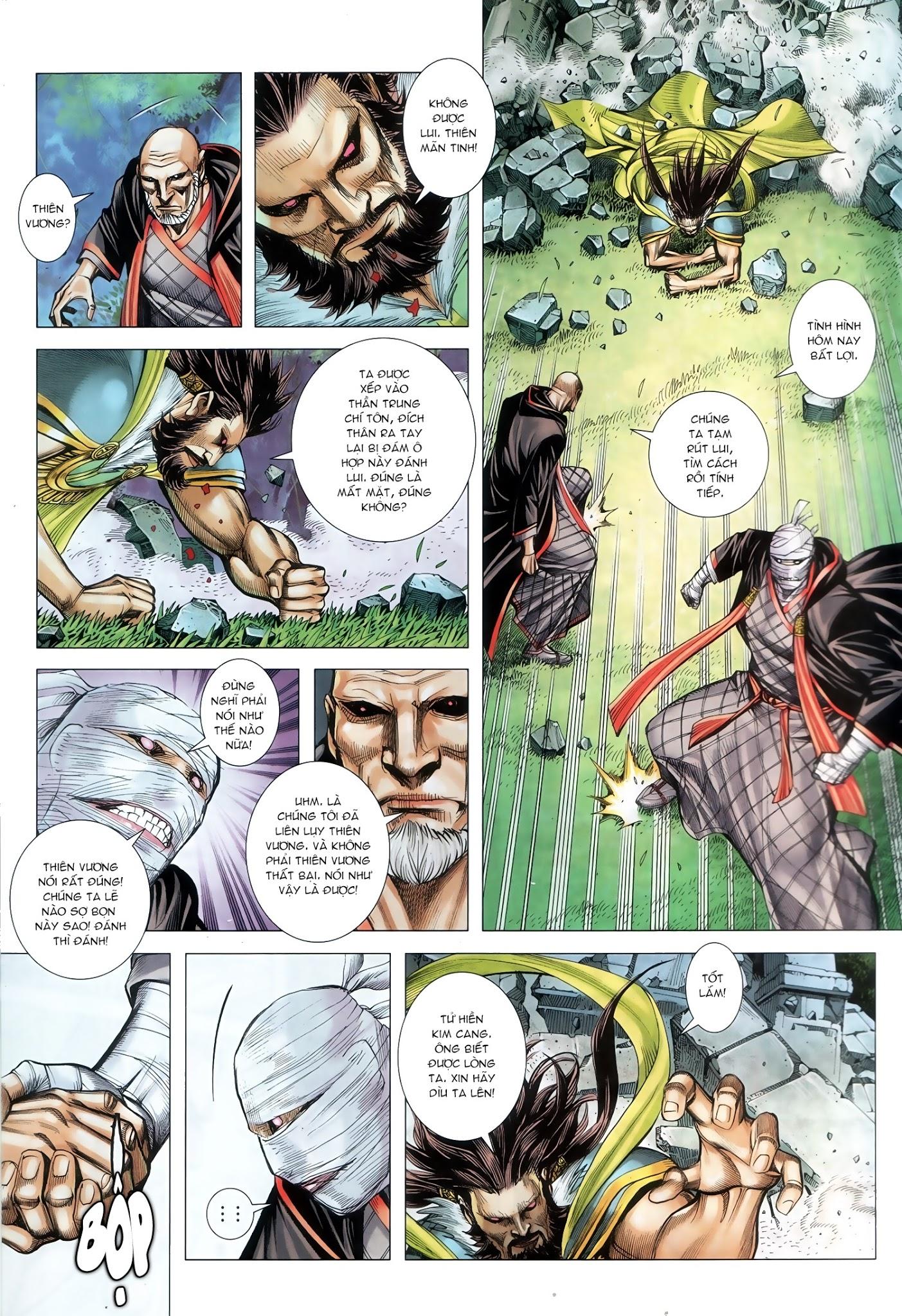 Tây Du chap 102 Trang 13 - Mangak.info