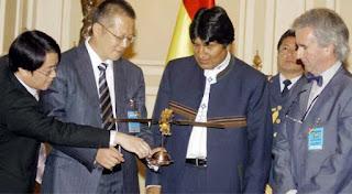 El satélite boliviano Túpak Katari distribuirá señales de televisión