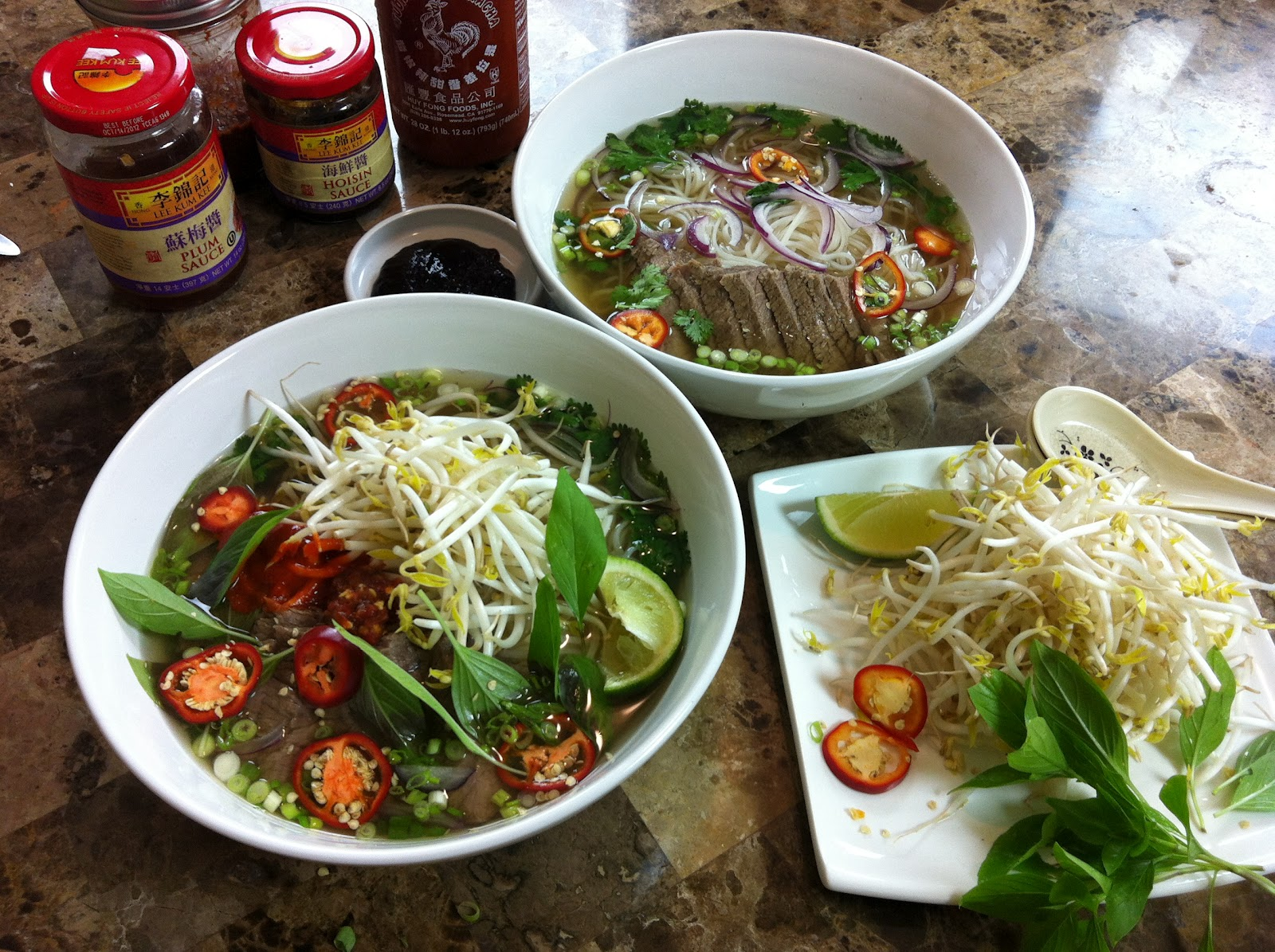 Pho Bo Written Recipe | ASIAN AT HOME WITH SEONKYOUNG LONGEST