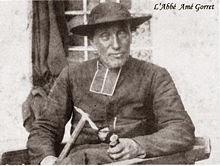 foto Abbé Amé GORRET  1836 - 1907
