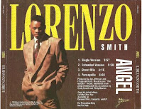 Lorenzo Smith - Angel  (Promo CDM) (1990)