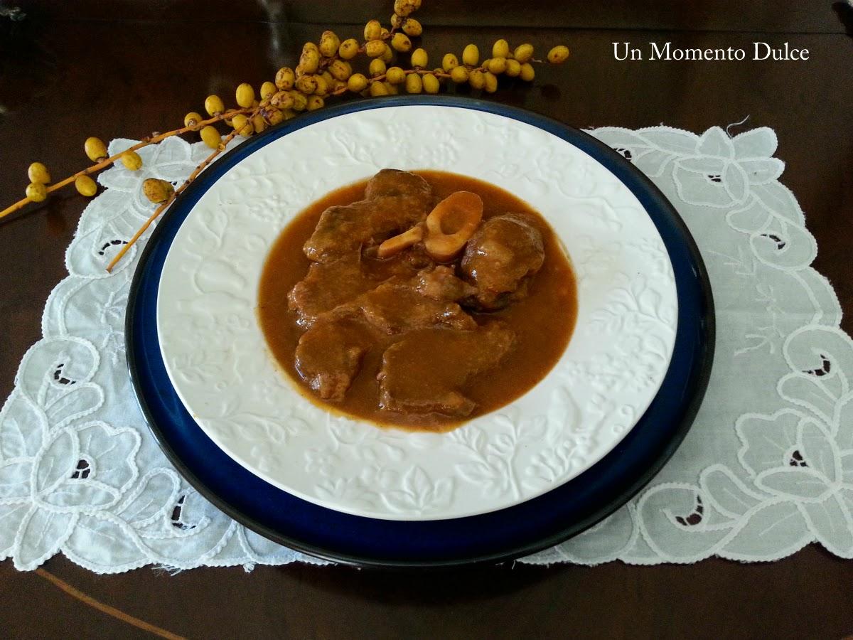 Un momento dulce ossobuco en salsa de vino o a la milanesa for Cocinar xoubas