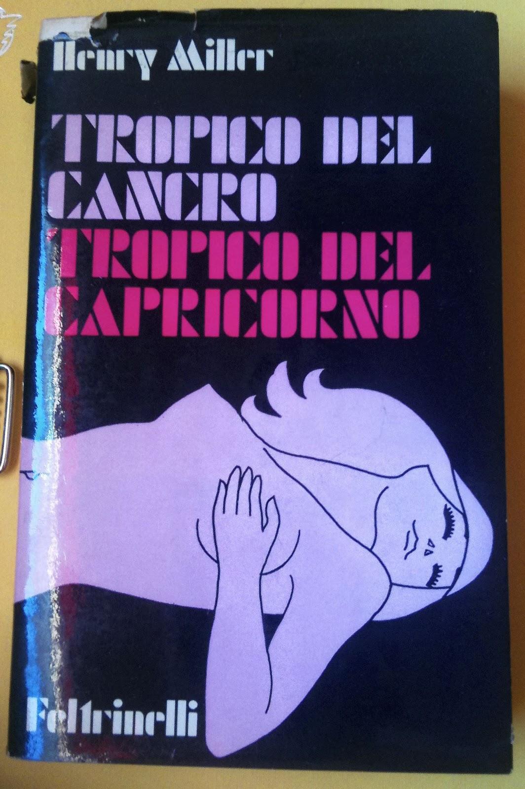 henry miller tropico: