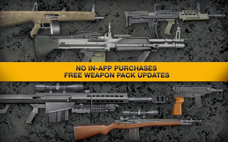 Weaphones Ww2 Firearms Sim На Андроид