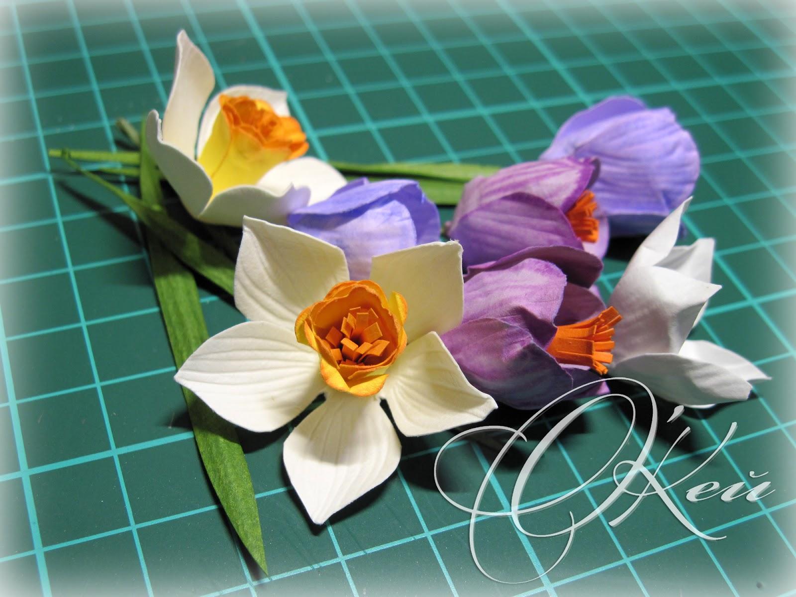 Как делать гофрированные цветы - Infoniac 6