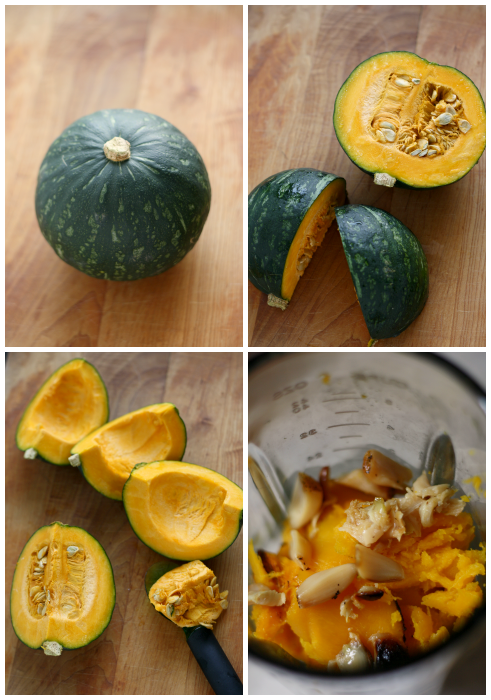 how to cook a buttercup squash