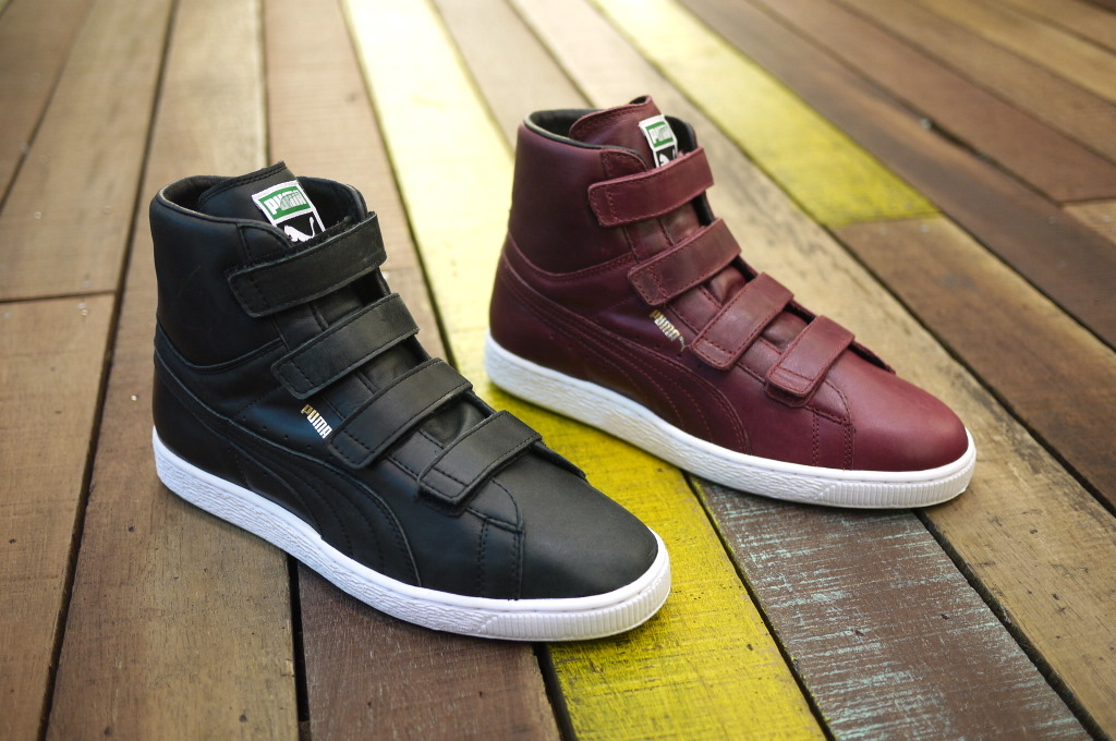 Puma Suede Mid V New Arrival shoes online hot sale