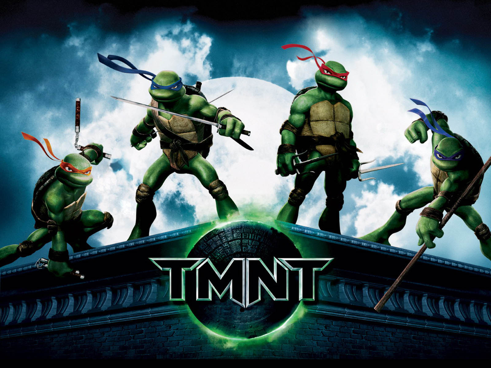 Teenage Mutant Ninja Turtles TMNT