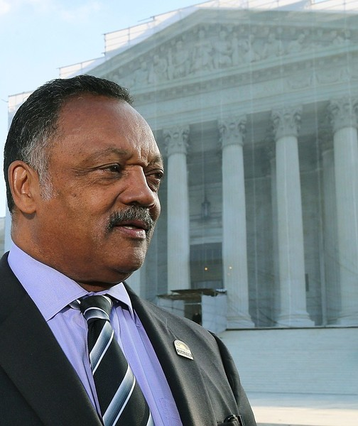 Rev. Jesse Jackson: I'm 'Not Convinced' That 'Homosexuality Is Wrong' Since Kings Solomon & David 'Had Many Wives'