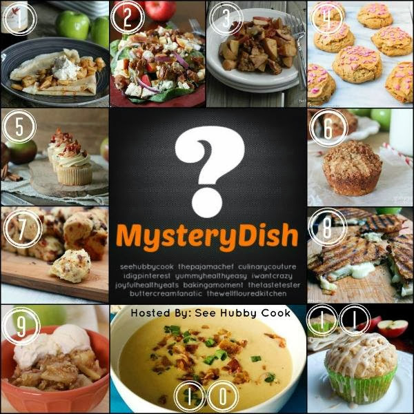 Mystery Dishes from all the contestants