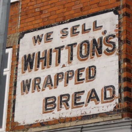 We Sell Whitton's Wrapped Bread