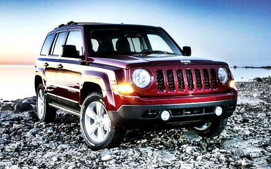 2016 jeep patriot high altitude price review car drive and feature. Black Bedroom Furniture Sets. Home Design Ideas