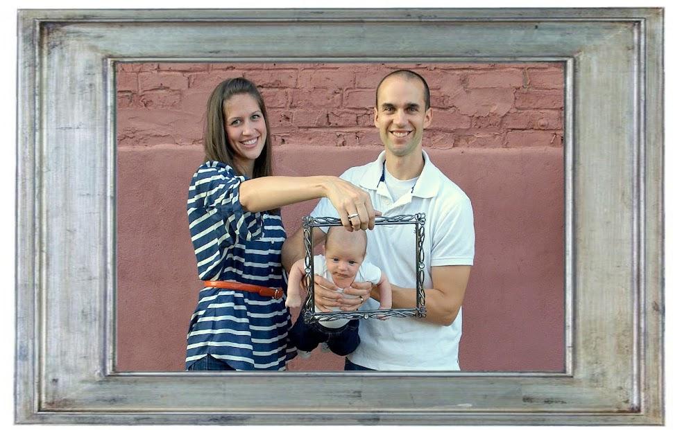 Ben + Susannah & Baby!