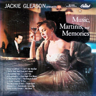 Jackie Gleason - Music, Martinis, and Memories (1954)