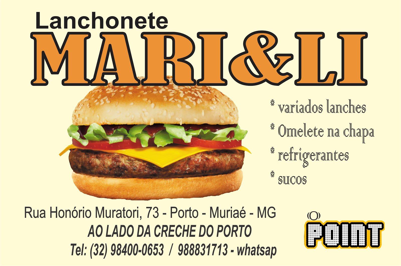LANCHONETE MARI&LI