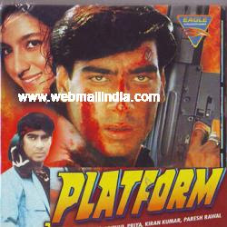 Platform (1993) - Hindi Movie